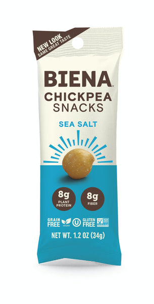 Biena Snacks - Chickpea Snacks (Self Serve)