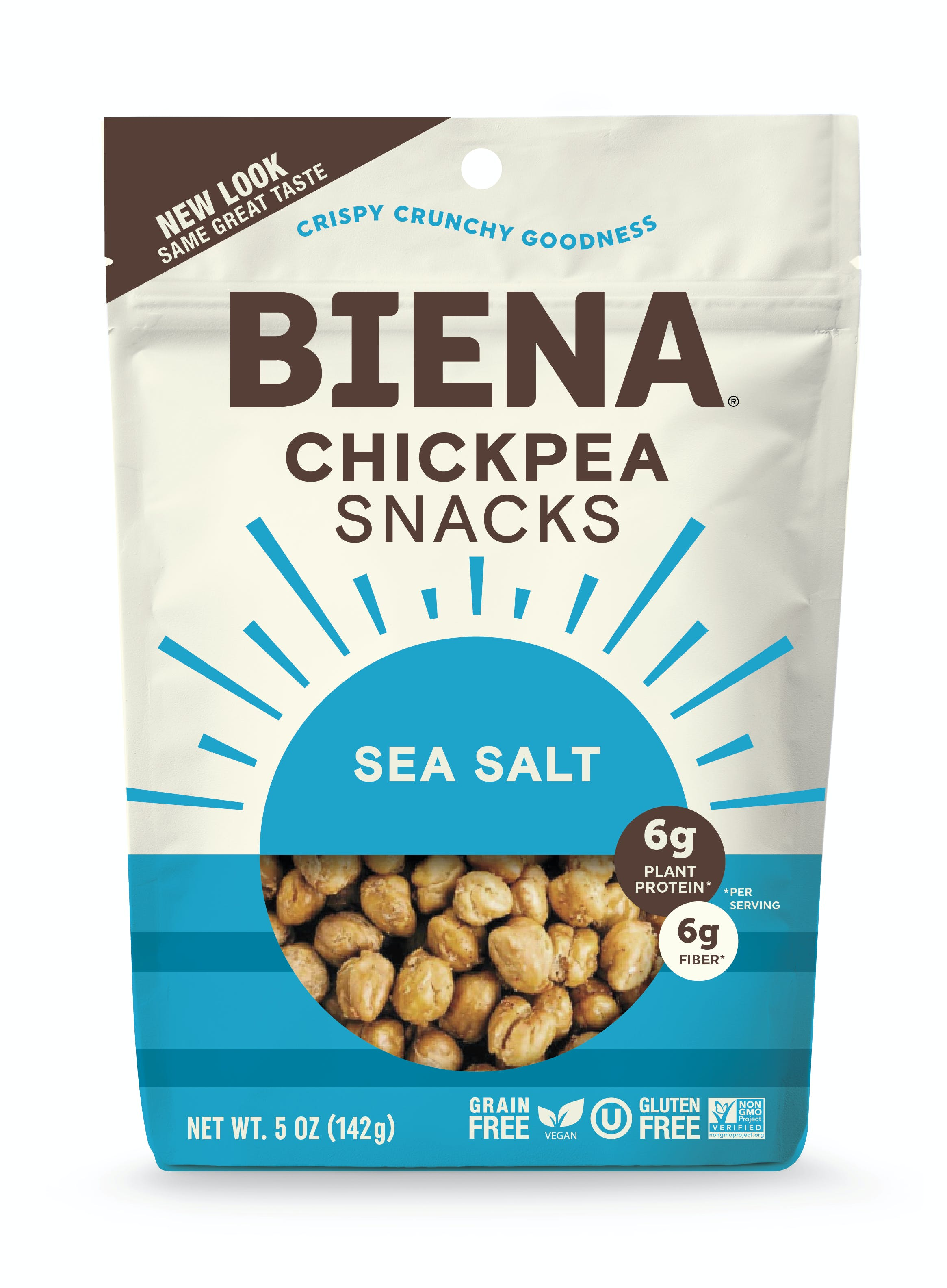 Biena Snacks - Chickpea Snacks