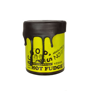 Coops MicroCreamery Vegan Hot Fudge