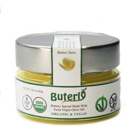 Sapore Della Vita -  Butterly Vegan and Organic Buttery Spread