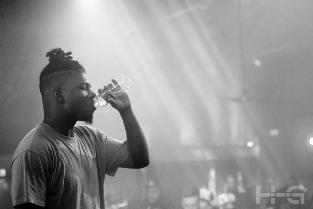 King of Fresh Presents: The Water[s] Starring Mick Jenkins