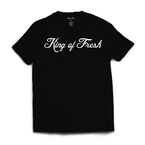 Black King of Fresh Tee