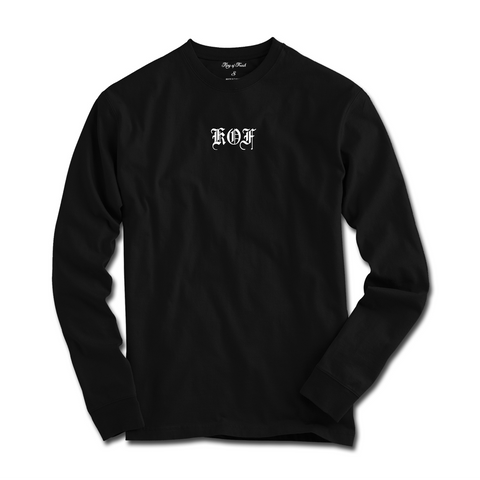 Black KOF Long Sleeve