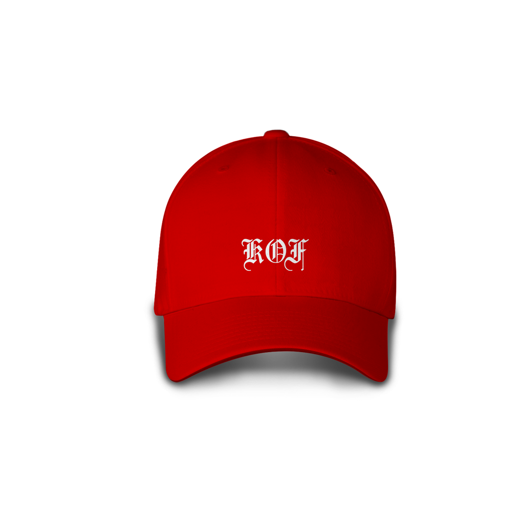 Red KOF Dad Hat