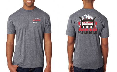 Southern Pipe Road Warriors Driver Tee