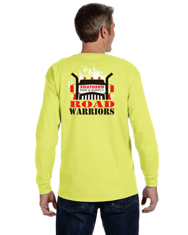 Road Warriors DRI-POWER Safety Long Sleeve