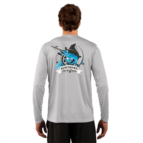 Southern Pipe Blue Marlin 2019 Fishing Shirt