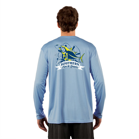 Southern Pipe Yellowfin Tuna 2019 Fishing Shirt