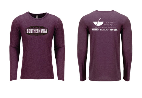 Southern Bath & Kitchen Long Sleeve Tour Tees