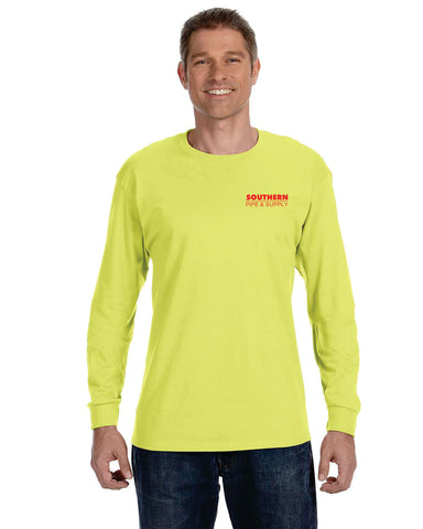 Southern Pipe Safety Dri-Fit Long Sleeve Tees