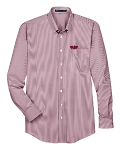Southern Bath & Kitchen Striped Button Down