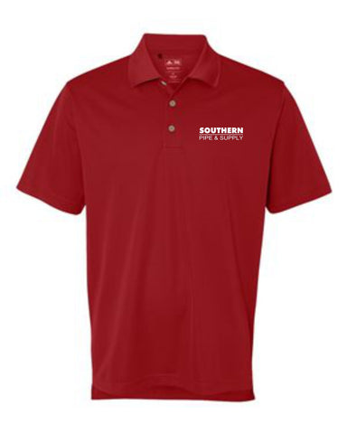 Adidas Climalite Sport Shirt - Power Red