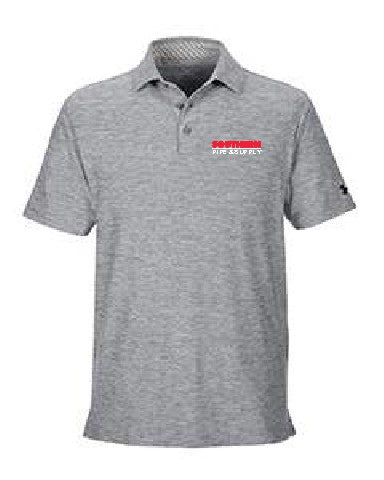 Under Armour Men's Playoff Polo - True Grey Heather