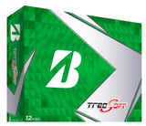 Bridgestone Treo Soft Golf Balls (Dozen)