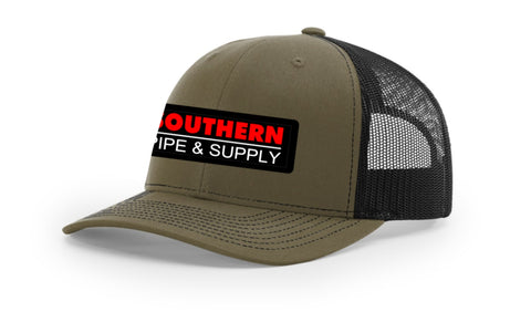 Richardson Trucker Cap with Patch