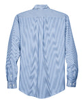 Devon & Jones Banker Stripe Button Down