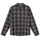Venice Plaid LS Shirt - Charcoal