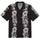 Hawaiian Pattern Shirt - Black