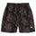 Roses Water Short - Black