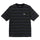 Heather Stripe S/SL Crew T-Shirt - Black