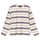 Asher Stripe LS Crew - Natural