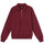 Polo Zip Fleece - Maroon