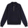 Polo Zip Fleece - Navy