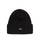 Small Patch Watchcap Beanie - Black