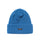 Small Patch Watchcap Beanie - Blue