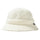 Sherpa Fleece Bell Bucket Hat - Natural