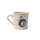 Behind The 8 Ball Ceramic Mug - White