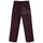 Nylon Warm Up Pant - Eggplant