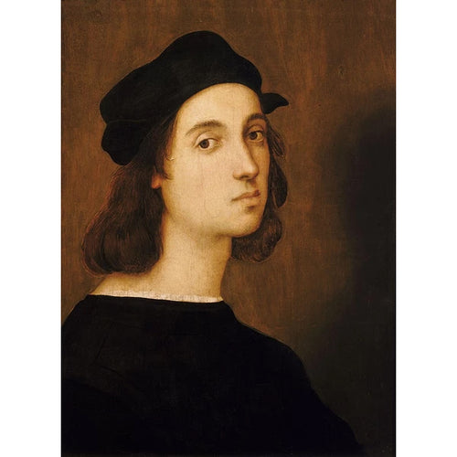 Self-Portrait by Raphael - Raphael DIY Painting By Numbers Kit