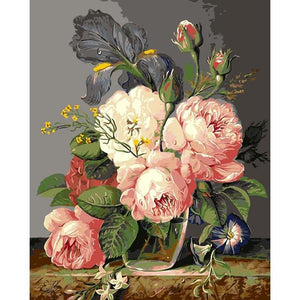Flowers Galore - DIY Painting By Numbers Kits