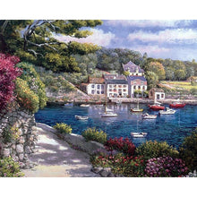 What a View - DIY Painting By Numbers Kits