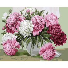 Dahlias Galore - DIY Painting By Numbers Kits