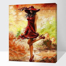 Pretty Dancer - DIY Painting By Numbers Kits
