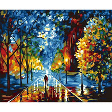 Nightlife - DIY Painting By Numbers Kits