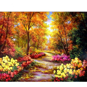 Heaven's Path - DIY Painting By Numbers Kits