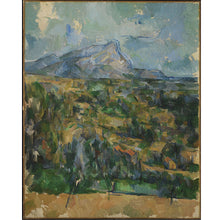 Mont Sainte-Victoire Series - Paul Cezanne DIY Painting By Numbers Kit