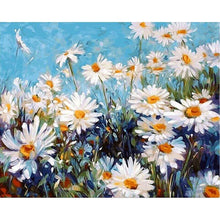 Spring Daisies - DIY Painting By Numbers Kits