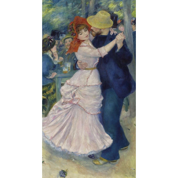 Dance At Bougival - August Renoir DIY Painting By Numbers Kit