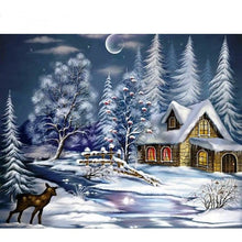 Merry Christmas - DIY Painting By Numbers Kit