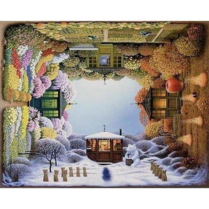 Alice In Wonderland - DIY Painting By Numbers Kits