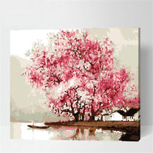 Pink Blossoms - DIY Painting By Numbers Kits