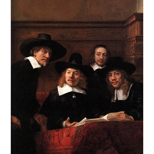 The Sampling Officials - Rembrandt DIY Painting By Numbers Kit