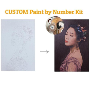 Create Your Own Paint By Number
