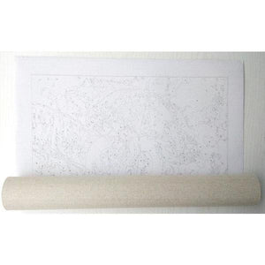 Sheet Of Snow - DIY Painting By Numbers Kit