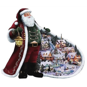 Father Christmas - DIY Painting By Numbers Kits