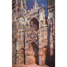 Rouen Cathedral Series - Claude Monet 5D DIY Paint By Number Kit